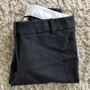 J. Crew Pants - J Crew Gray Skinny Pant. Size 4P NWT